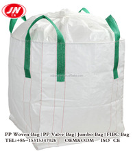 Bulk container liner bag with Polypropylene laminated for grain,rice,flour