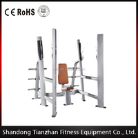Hot selling gym equipment Olympic military bench TZ-5022 (fitness equipment)