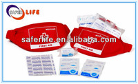 Hot Sale airlineTravel First Aid Kit emergency roadside car tool Kits camping survival medical aid tool kits