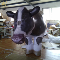 2018 new style inflatable milk cow