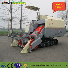 Mini Rice Farming Agricultural Machinery Wheat Reaper Combine Harvester In India