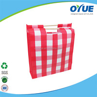 Factory sale custom popular reusable eco-friendly non woven bag for shopping