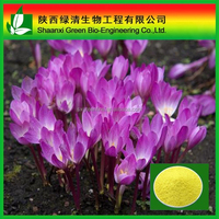 Colchicum Autumnale Extract Colchicine 98%/ Manufacturer Supply Colchicum Autumnale /Natural Herb Extract Colchicine 98% By Hplc