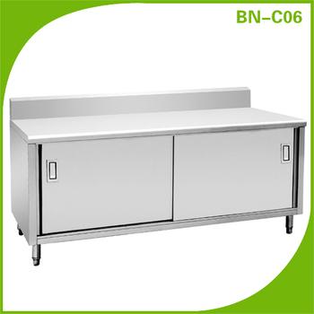 restaurant kitchen pantry cabinet stainless steel kitchen
