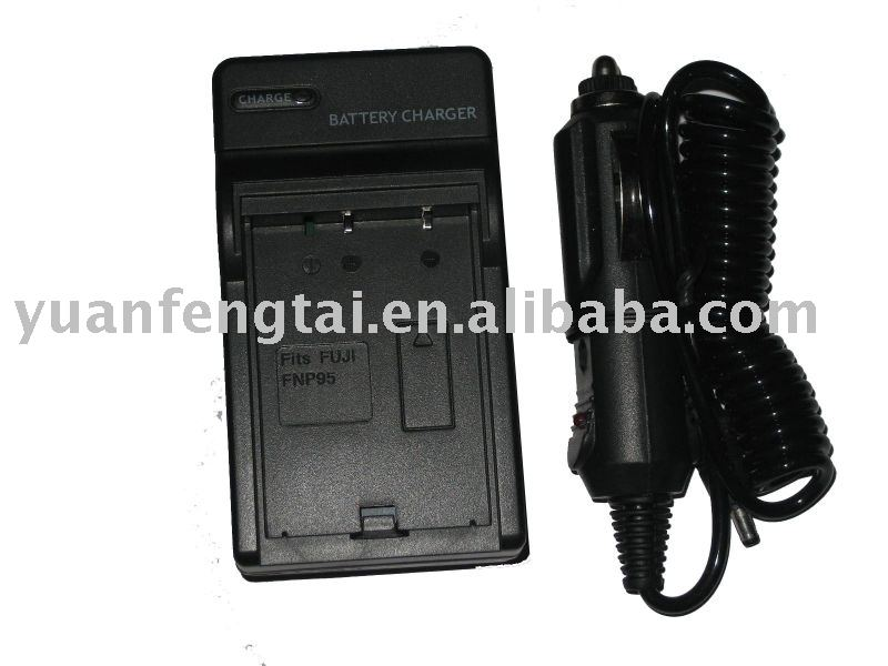 Digital Camera Battery Charger for FUJIFILM NP-95