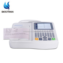 BT-ECG60 factory prices 6 Channel medical abnormal ecg graph manufacturers