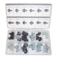 Auto Bolt Kit 40pc Assorted Oil Pan Drain Plug Kit