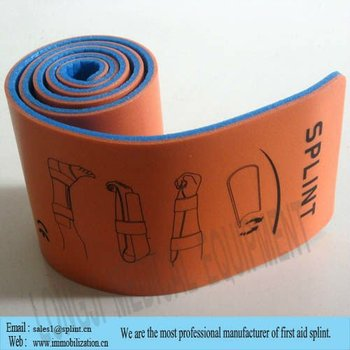 Military First Aid Splint Military Supplies