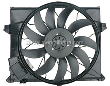 Auto Spares Parts For W164 High Power 850W New Mercedes Car Electric Motor Cooling Fan