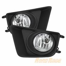 Car Front Bumper Fog Light Lamp for Toyota Tacoma 2012 2015 with switch wire , grille Cover and halogen bulbs