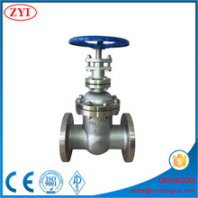 good quality DN100 PN16 WCB gate valve specification