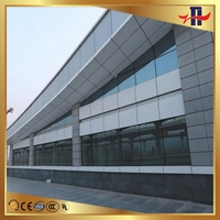 Durable classical large clear sheet glass