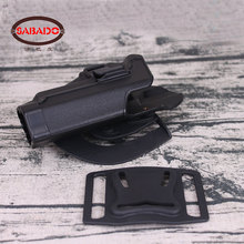 Concealable Right Hand P226 CQC Tactical Airsoft Quick Draw Pistol Holster