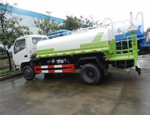 4000 liters 5000 liters 6000 liters street water spray truck street water spray tank truck street water spray tanker truck