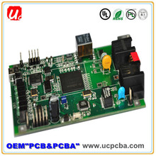UC AAA Quality One Stop Multilayer PCB SMD Assembly, China NO.1 Fast PCBA Factory
