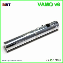 Hot new products for 2015 RMT SS e-cigarette parts Vamo v6 vaporizer