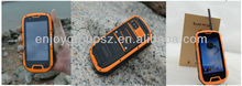 Military waterproof smart phone with IP67 rugged phone