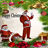 Wholesale Plus Size Cheap Red Father Men Christmas Santa Claus Costume