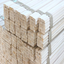 Factorymade paulownia wood price, high quality solid wood baseboard, wholesale wood batten