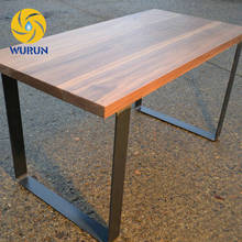 Furniture Iron u shaped metal table legs