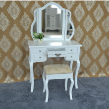 Bedroom furniture eco-friendly wrought iron exporter trade dressing table