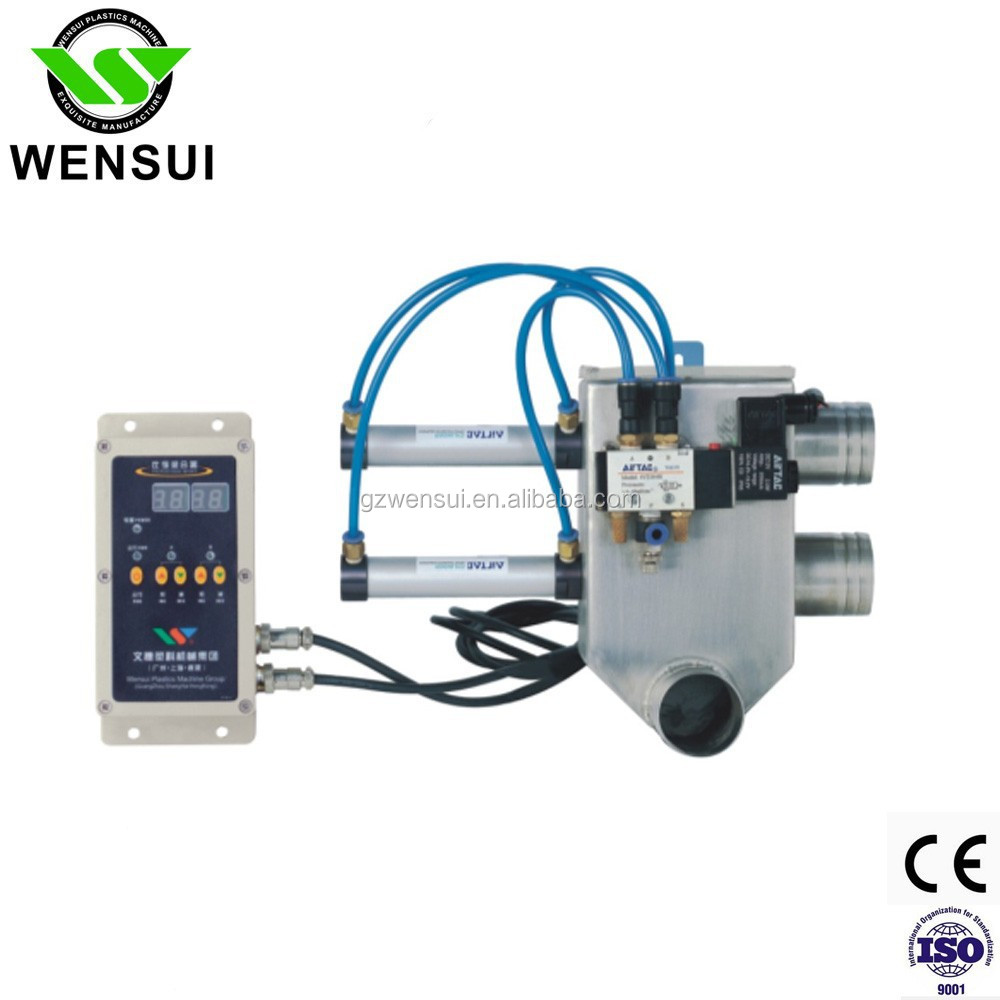 Microprocessor controller proportional flow control valve
