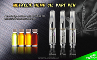 2015 newest cbd oil electronic cigarette vape pen 510 empty diposable atomizer