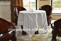 100% linen home table cloth/ hotel tablecloth/restaurant tablecloth/fabric