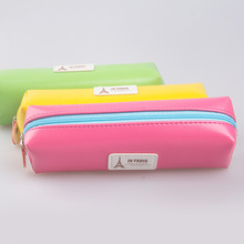 Wholesale factory price vinyl pencil pouch