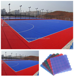 Futsal Court Sports Flooring Outdoor