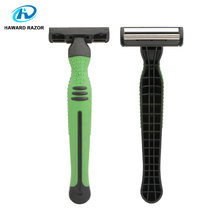 3 blade razor shaving machine man disposable shaver/ disposable shaving razor