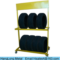 Warehouse Use Heavy Duty Mobile Tire