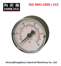 High Quality Stainless Steel Pressure Gauge 63mm Made in China