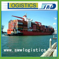 DDU/DDP service fast sea freight/ocean freight/freight forwarder from Shanghai China to Vancouver, Canada