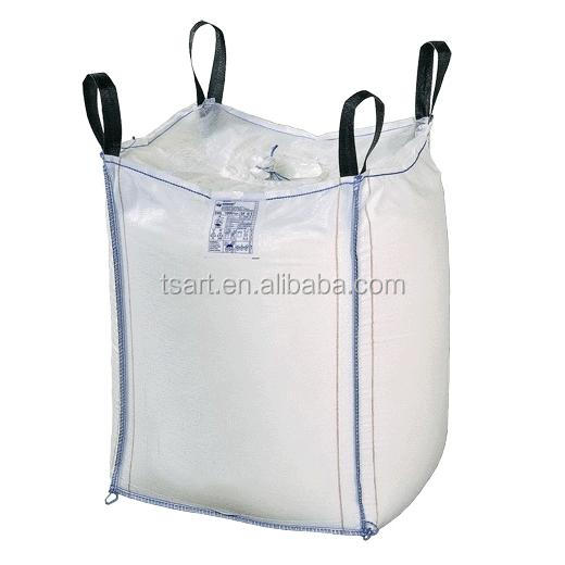 Custom 1 ton plastic jumbo bag