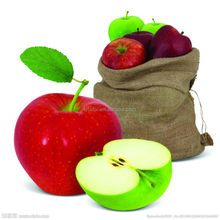 high quality cheap drawstring gunny for Apple fruit