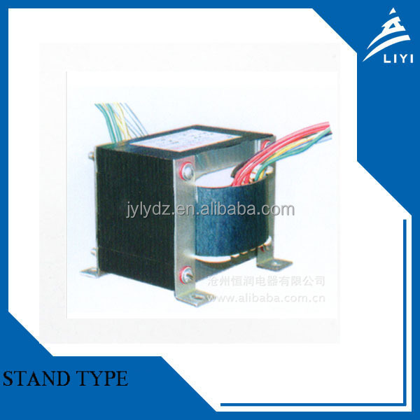 Controller Usage and Stand Type Transformer from Chinese Factory EI120