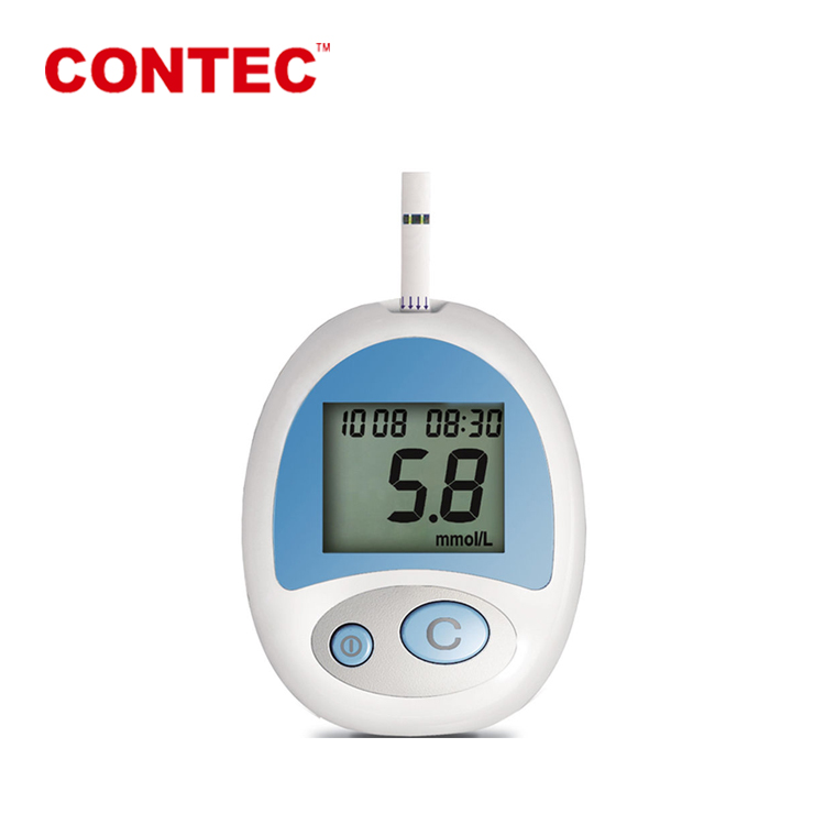 China CONTEC glucometers approved for hospital use fda blood glucose monitor