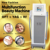 Multifunction Ipl Shr+Nd Yag Laser+Bipolar Rf Beauty Equipment For Salon