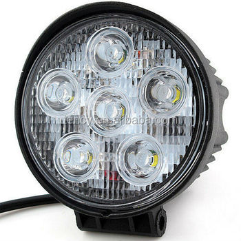 60W CREE LED Work Light (KF-W060), 60W (Spot or Flood beam)