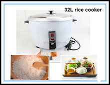 32L large capacity rice cooker/ big size rice cooker for factory/hotel