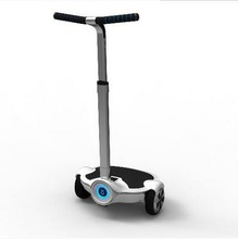 2 wheel standing up handle self balance electric scooter
