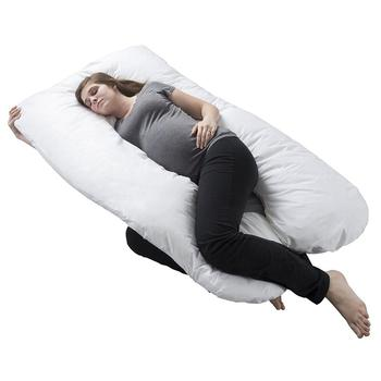 DSB008 top quality customized u shape pregnancy pillow