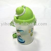 Eco Friendly Plastic Water Sports Bottle For Children