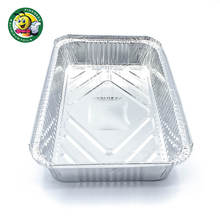 Food Grade Aluminum Foil Container for Food Packaging Factory Price