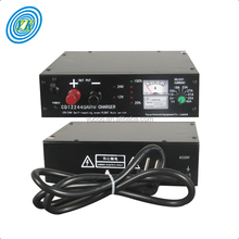 Lead acid Battery 12V 24V 40 amp Battery charger with Good Price