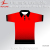 Healong Digital Printing Cut And Sew Knit Fabric T-Shirt Polo Shirt Shirt