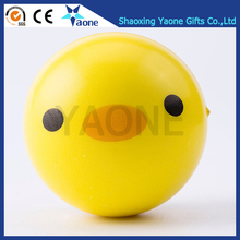 Promotional Christmas Gifts Cute Kawaii Custom Shape Soft Squishy Stress Ball For Kids