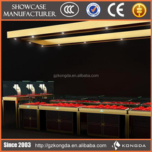 New century famous design mdf wooden jewelry furniture