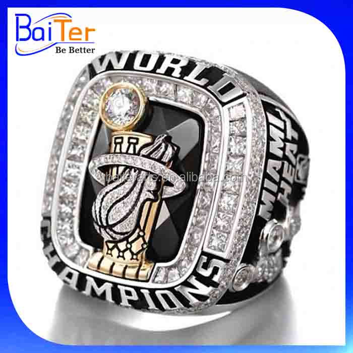 Cheap Customized Rings Youth Baseball Championship Ring Award Rings